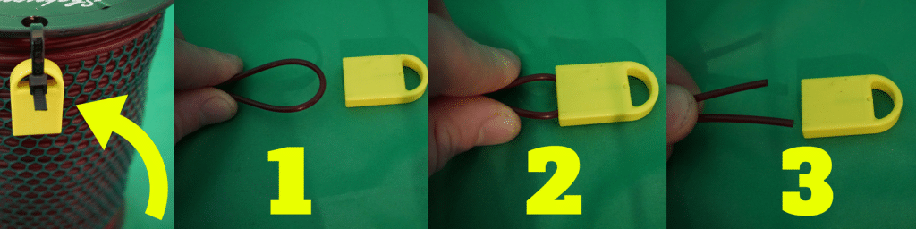 How to Use the Trimmer Line Cutter Tool