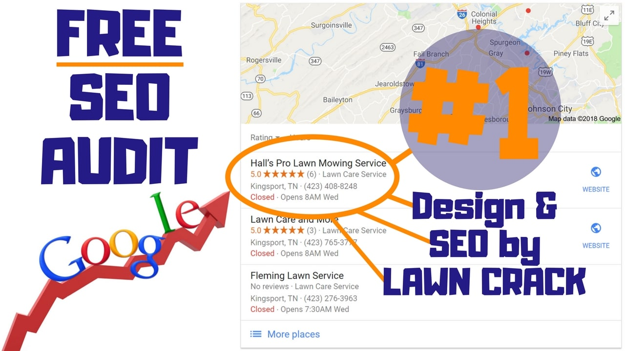 Free SEO Audit 1