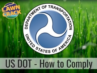 DOT Number Rules and Regulations