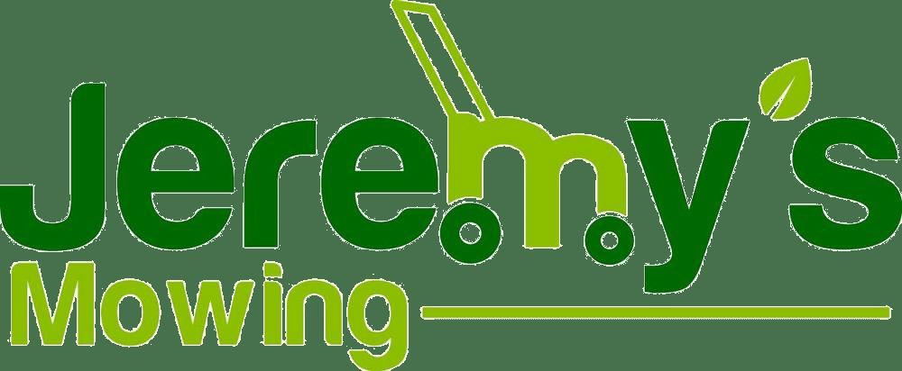 Jeremys Mowing Logo