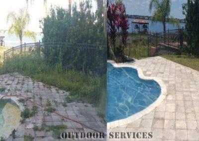 Landscape Cleanup Crawfordville FL