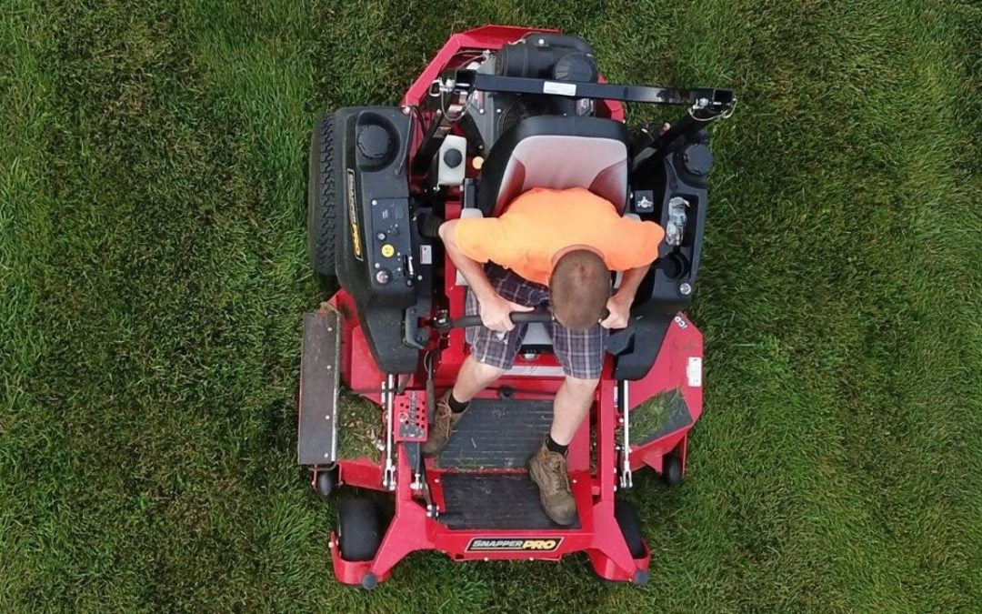 Late 2019 Professional Lawn Care Products