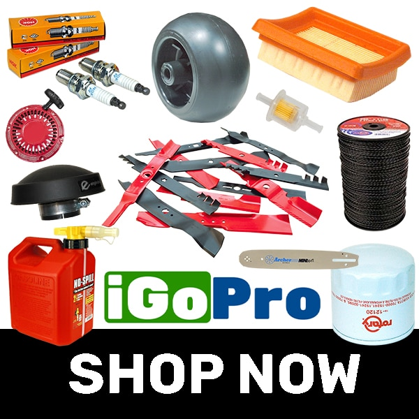 Lawn Equipment Parts For Sale