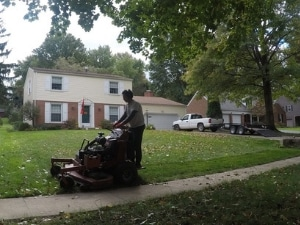 Lawn Mowing Service Canton OH