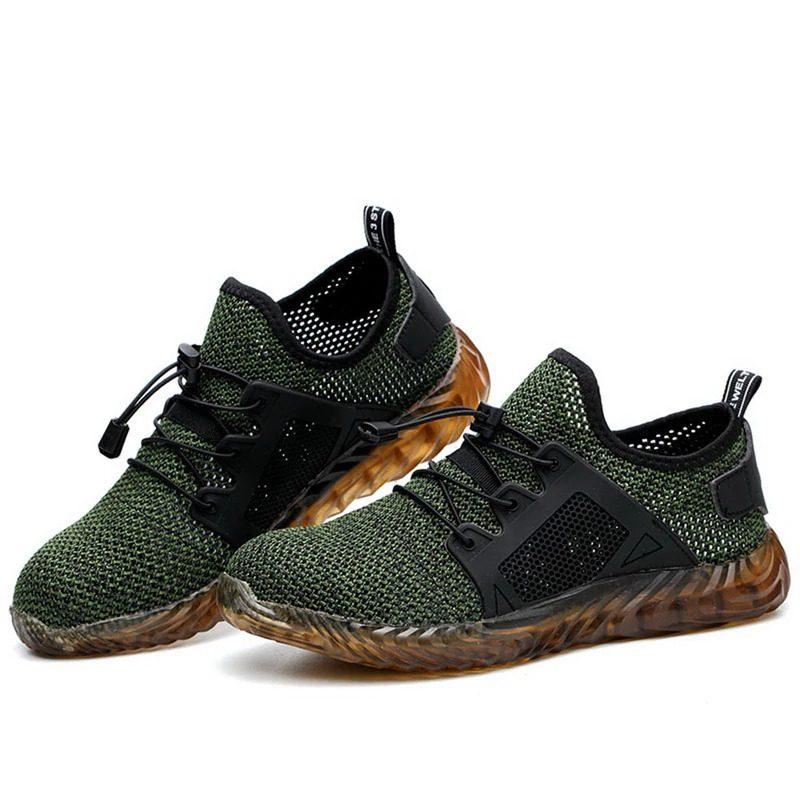 Lawn Care Shoe Breathe 4
