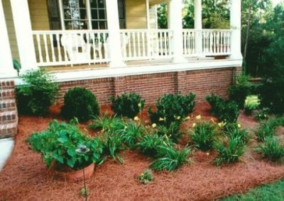 Mulch Installation Peachtree GA