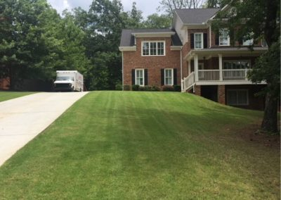 Sam's Personal Landscaping - Fayetteville GA 3