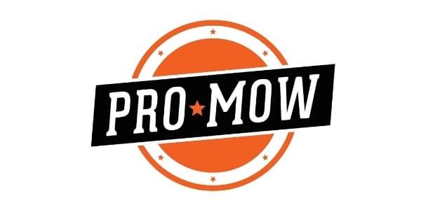 Pro Mow Logo
