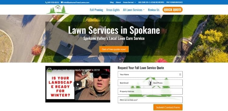 Spokane WA Web Development