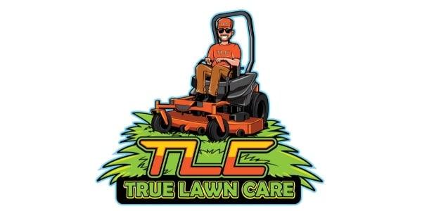 True Lawn Care's Logo